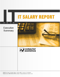 IT salary report
