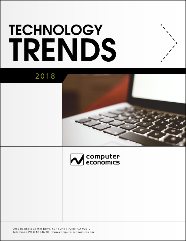 Technology trends, adoption trends, IT investment trends