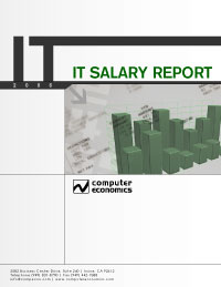 2006 IT Salary Report: salary ranges for 81 specific IT job positions in 70 U.S. metropolitan areas. Salary ranges are further broken down by organizational size for each job position within each metropolitan area.